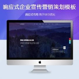 创意设计学院响应式模板(帝国cms创意设计学院网站模板下载)