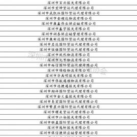 深圳记账代理名录无法查询(深圳盐田区企业记账报税代理)