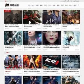 BT电影资源BT种子采集网站源码+手机端 WordPress内核