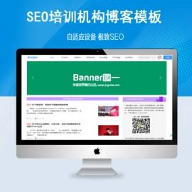 [DG-037]帝国cms模板精仿SEO培训机构新闻博客模板