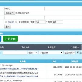 windows系统服务器IIS+PHP解决大文件上传最后出现500出错问题(亲测解决)