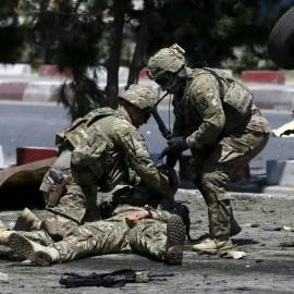 美军空袭喀布尔致一家9人丧生(伊拉克空袭)