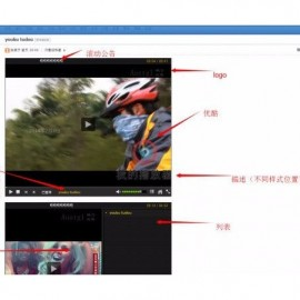 Discuz视频播放器插件,cmp视频播放器插件 增强版 V1.8.5