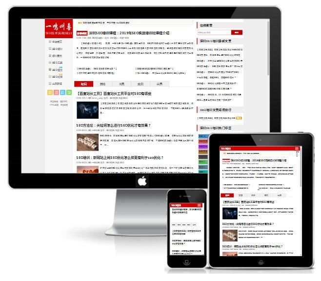 [DG-004]帝国cms模板精仿卢松松博客新闻资讯模板 博客文章