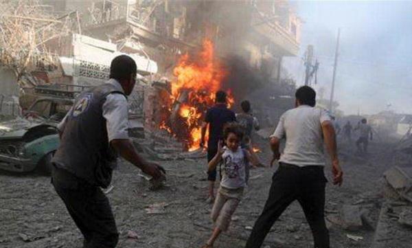 美军空袭喀布尔致一家9人丧生(美军人多少) 每日热文 第2张