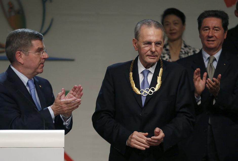 国际奥委会将降半旗悼念罗格(国际奥委会是何时诞生的) 每日热文 第2张