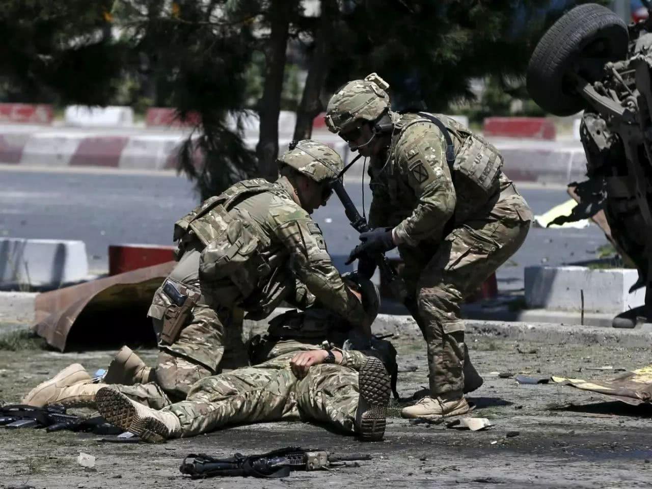 美军空袭喀布尔致一家9人丧生(伊拉克空袭) 每日热文 第1张